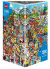Jigsaw Puzzle: HEYE - Schone Oktoberfest (1500 Pieces)