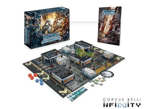 Infinity: Operation Icestorm Battle Pack