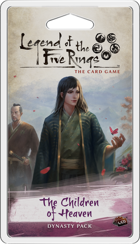 L5R LCG: Expansion 21 - The Children of Heaven