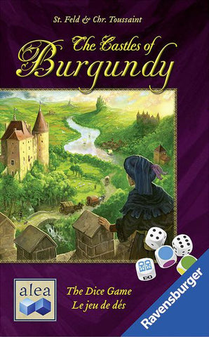 Castles of Burgundy: The Dice Game