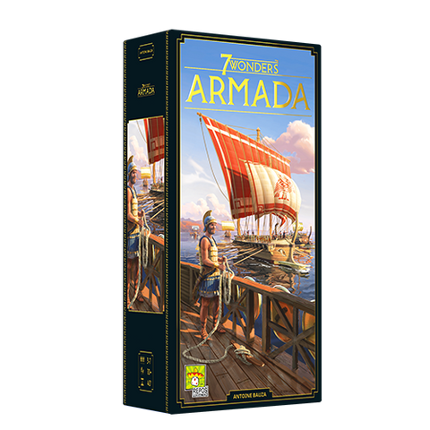 7 Wonders - Armada (New Ed.)
