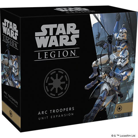 Star Wars: Legion - Galactic Republic - ARC Troopers