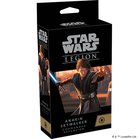 Star Wars: Legion - Anakin Skywalker
