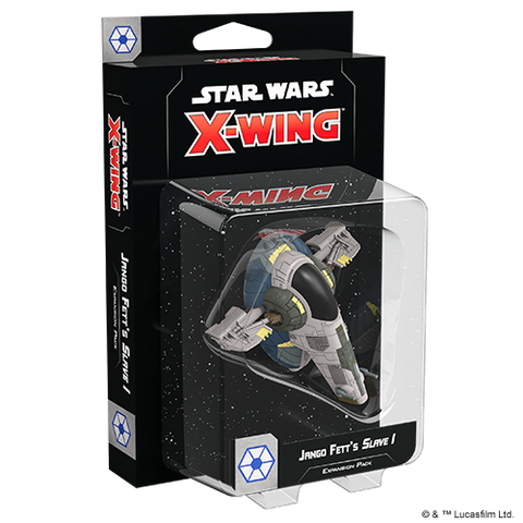 Star Wars: X-Wing (2nd Ed) - Jango Fett's Slave I