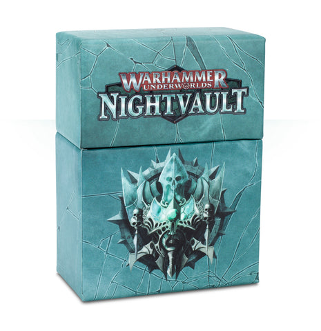 WH Underworlds: Nightvault - Deck Box
