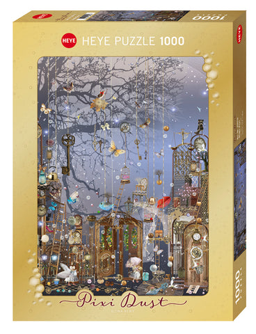 Jigsaw Puzzle: HEYE - Pixie Dust Magic Keys (1000 Pieces)