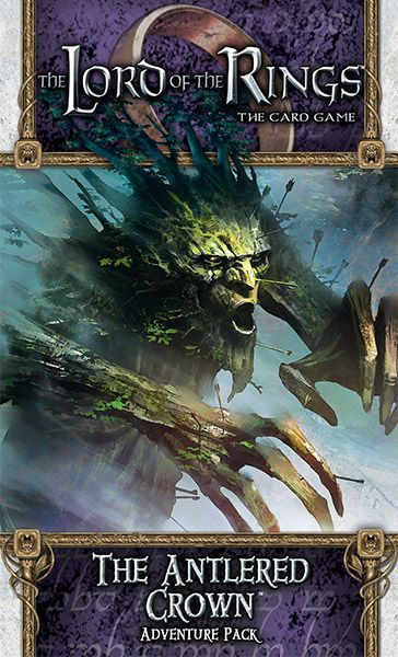 LOTR LCG: Expansion 27 - The Antlered Crown