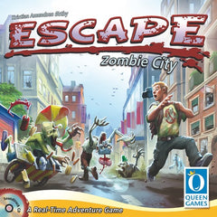 ESCAPE: Zombie City - Boardgame Space - 1