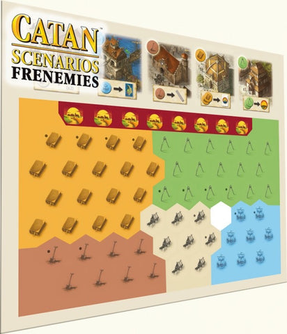 Catan: Scenarios - Frenemies of Catan
