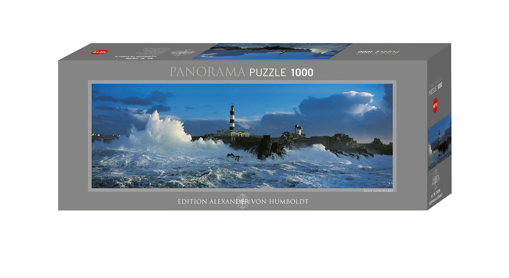 Jigsaw Puzzle: HEYE - Lighthouse (1000 Pieces)