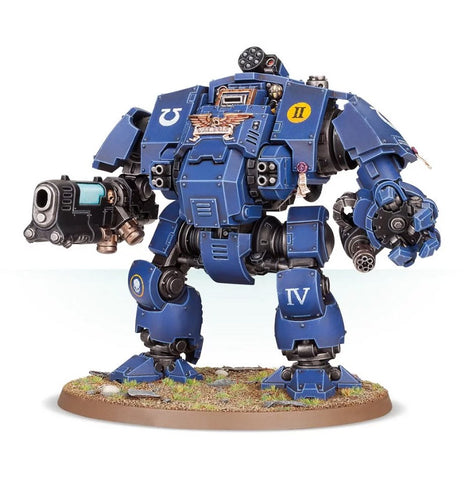 Warhammer 40K: Space Marines - Primaris Redemptor Dreadnaught