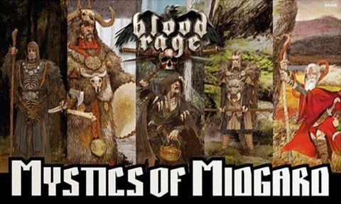 Blood Rage - Mystics of Midgard