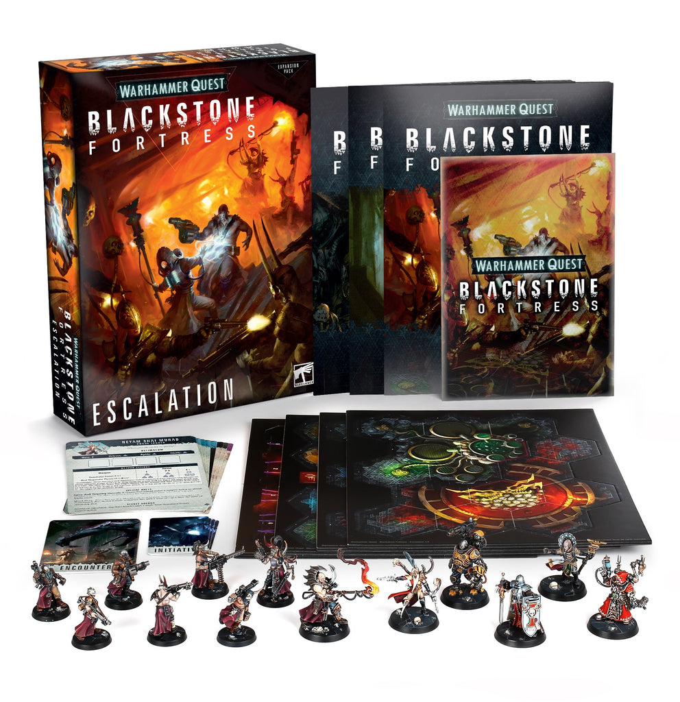 Warhammer Quest: Blackstone Fortress - Escalation