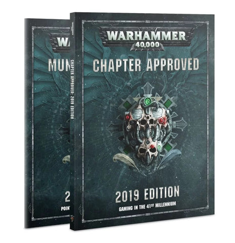 Warhammer 40K: Chapter Approved 2019 Edition