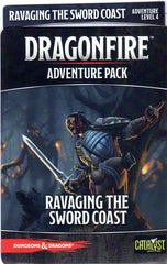 D&D: Dragonfire DBG - Adventures - Ravaging Sword Coast