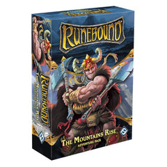 Runebound (3rd Ed): Vol 04 - The Mountains Rise