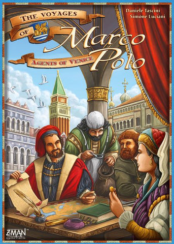 The Voyages of Marco Polo - Agents of Venice