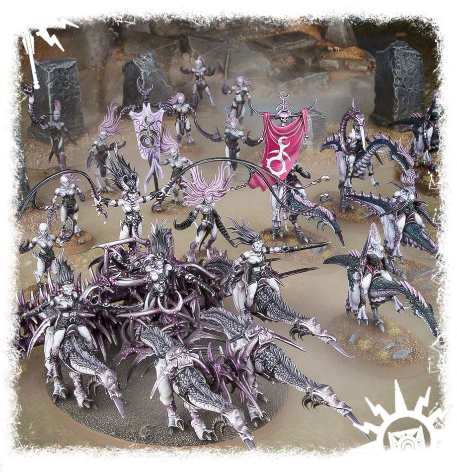 WH 40K: Daemons of Slaanesh - Start Collecting!