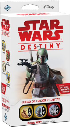 Star Wars: Destiny - Boba Fett (Starter Set)