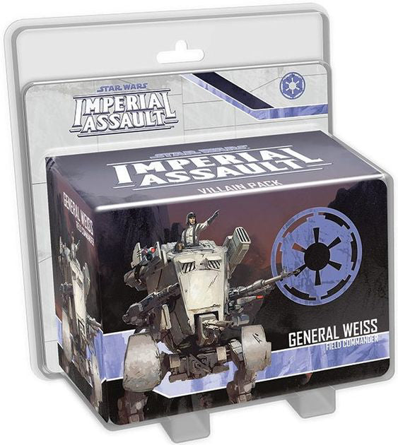 Star Wars: Imperial Assault - General Weiss (Villain)