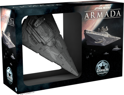 Star Wars: Armada - The Chimaera (Imperial)