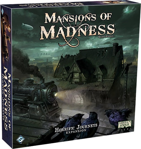 Mansions of Madness (2nd Ed.) - Vol 06: Horrific Journeys