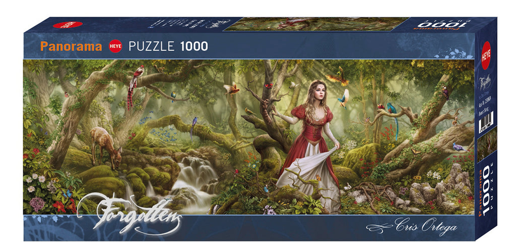 Jigsaw Puzzle: HEYE - Forest Song (1000 Pieces)