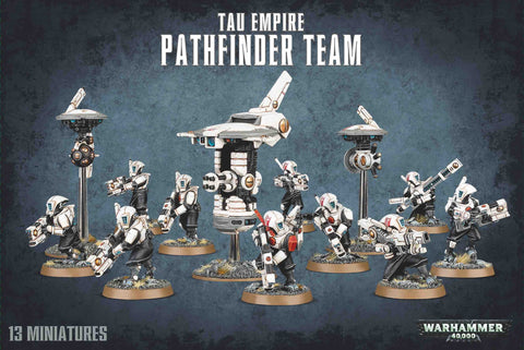 Warhammer 40K: Tau Empire - Pathfinder Team