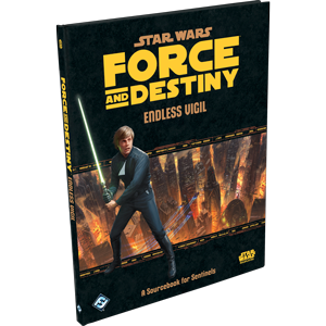 Star Wars: RPG - Force and Destiny - Supplements - Endless Vigil