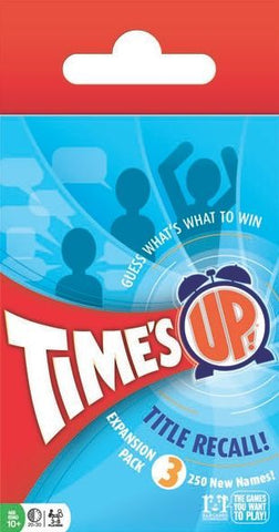 Time's UP!: Title Recall - Expansion 3