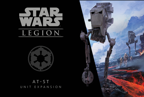 Star Wars: Legion - AT-ST (Imperial)