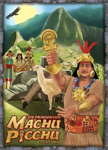 The Princes of Machu Picchu