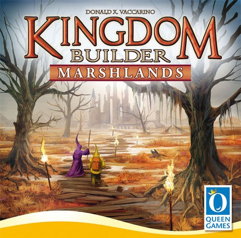 Kingdom Builder - Exp 03: Marshland