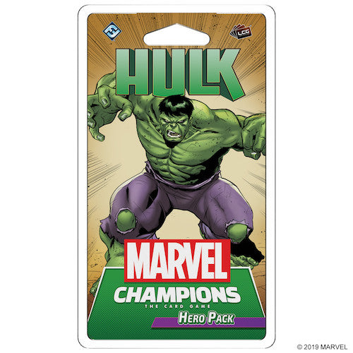 Marvel LCG: Hero Pack 06 - Hulk