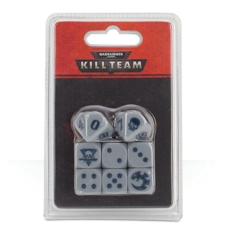 WH 40K: Kill Team - Genestealer Cults Dice Set