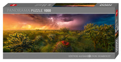 Jigsaw Puzzle: HEYE - Stormy Horizon (1000 Pieces)