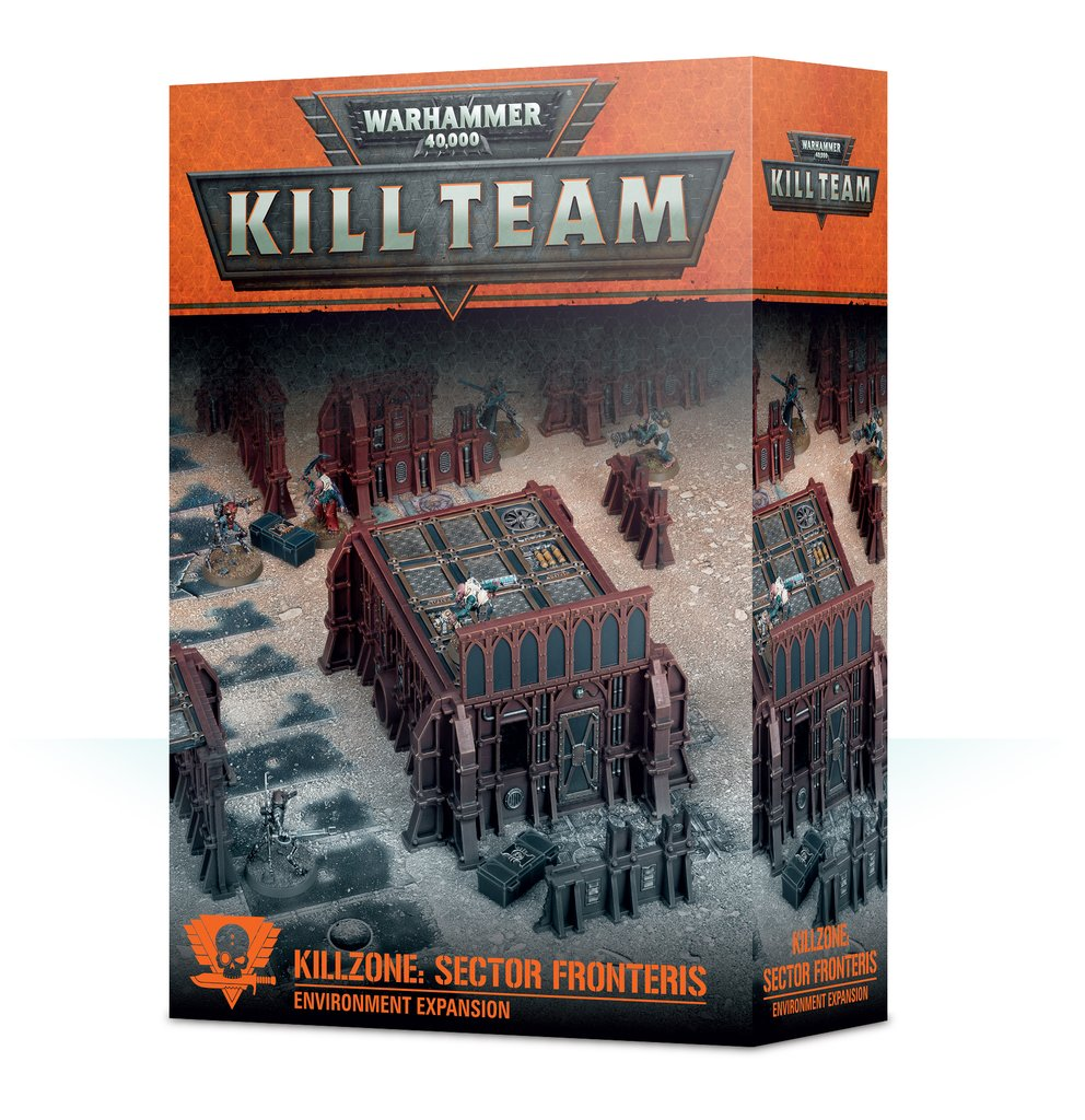 Warhammer 40K: Kill Team - Killzone Sector Fronteris