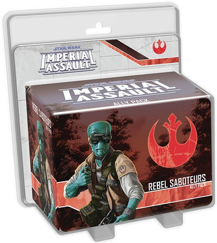 Star Wars: Imperial Assault - Rebel Saboteurs (Ally)