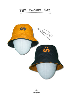 ESSENSHALS REVERSIBLE BUCKET HAT