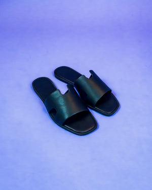 1311 SLIDERS IN BLACK