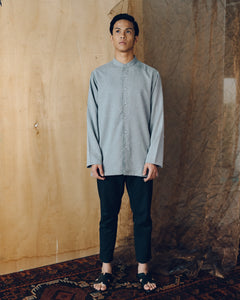 Sayyid in Smokey Grey