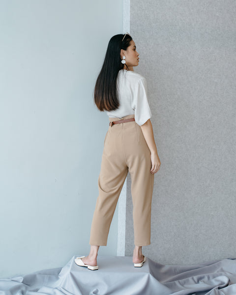 Jolene Pants in Khaki