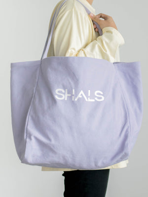 Penelope Shopping Bag in Lilac