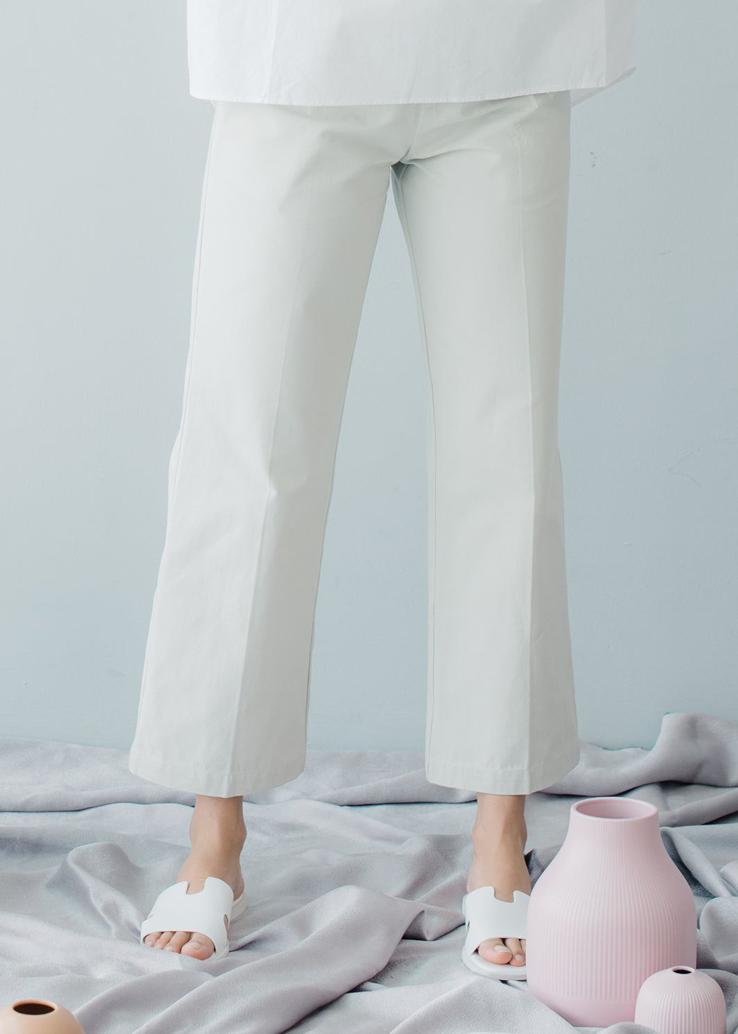 Melba Pants in Mint - SHALS
