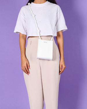 Haeley Sling Bag in White