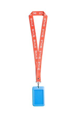 SHALS LANYARD WITH CARD HOLDER