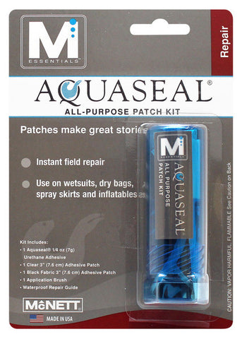 McNETT Aquaseal® All-Purpose Patch Kit
