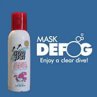 500psi Mask Defog Solution - 2 Oz bottle