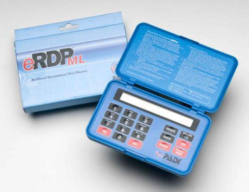 PADI eRDPml™ Electronic Repetitive Dive Planner - Multi Level
