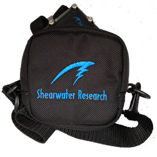 Shearwater Research Padded Case for Petrel Computers